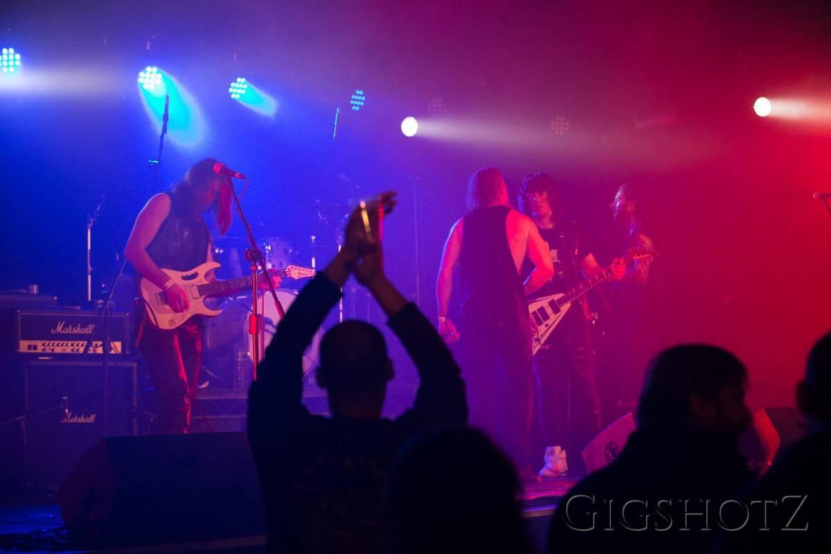 Launch gig in Camden