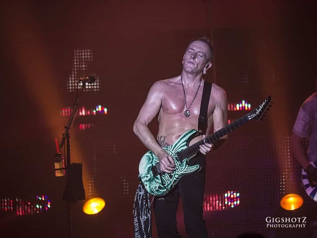 Stills Photography -Joe Elliott-of Def Leppard