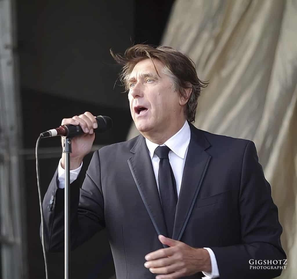 Stills Photography -Brian Ferry-the ultimate Rock Crooner